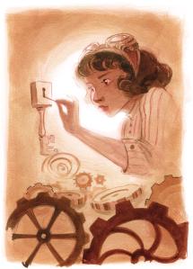 Illustration by Casey Robin